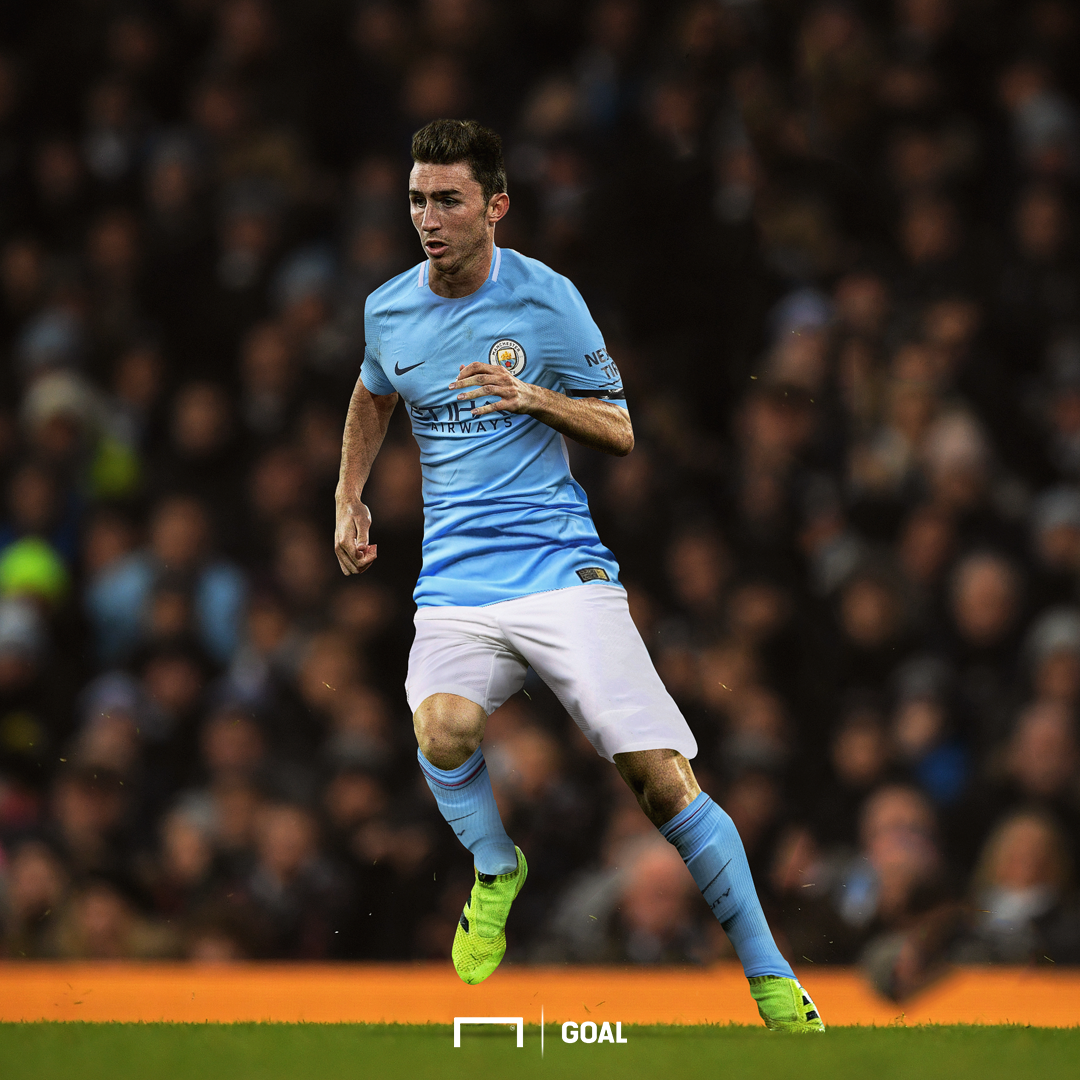 EMBED ONLY Aymeric Laporte Manchester City GFX