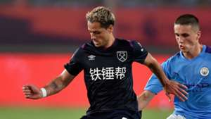 Chicharito reveals reason for West Ham number change which ends exit talk