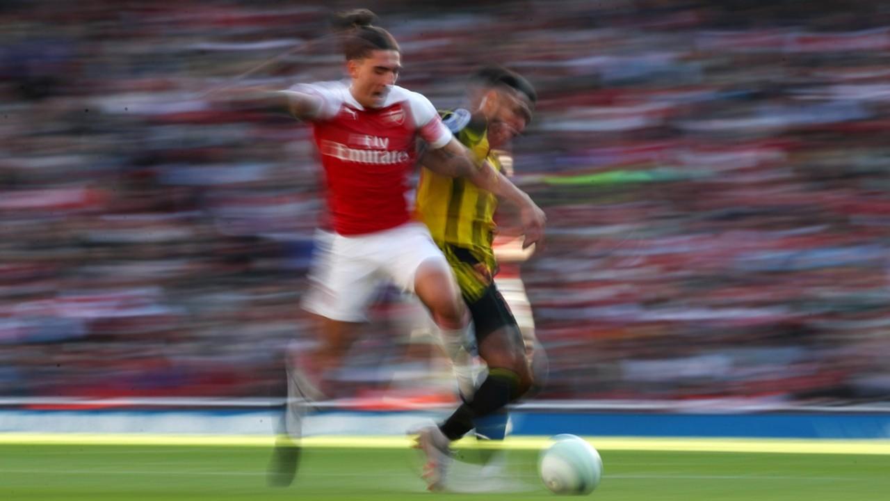 Hector Bellerin vs. Watford