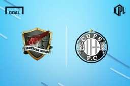 Mutiara Hitam vs CUPS FC Goal IVPL
