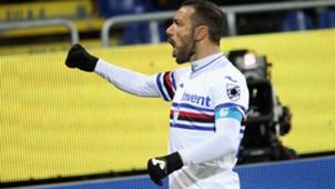 Quagliarella Cagliari Sampdoria Serie A