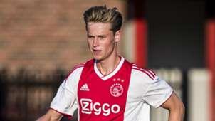 Frenkie de Jong, Ajax, 07132018