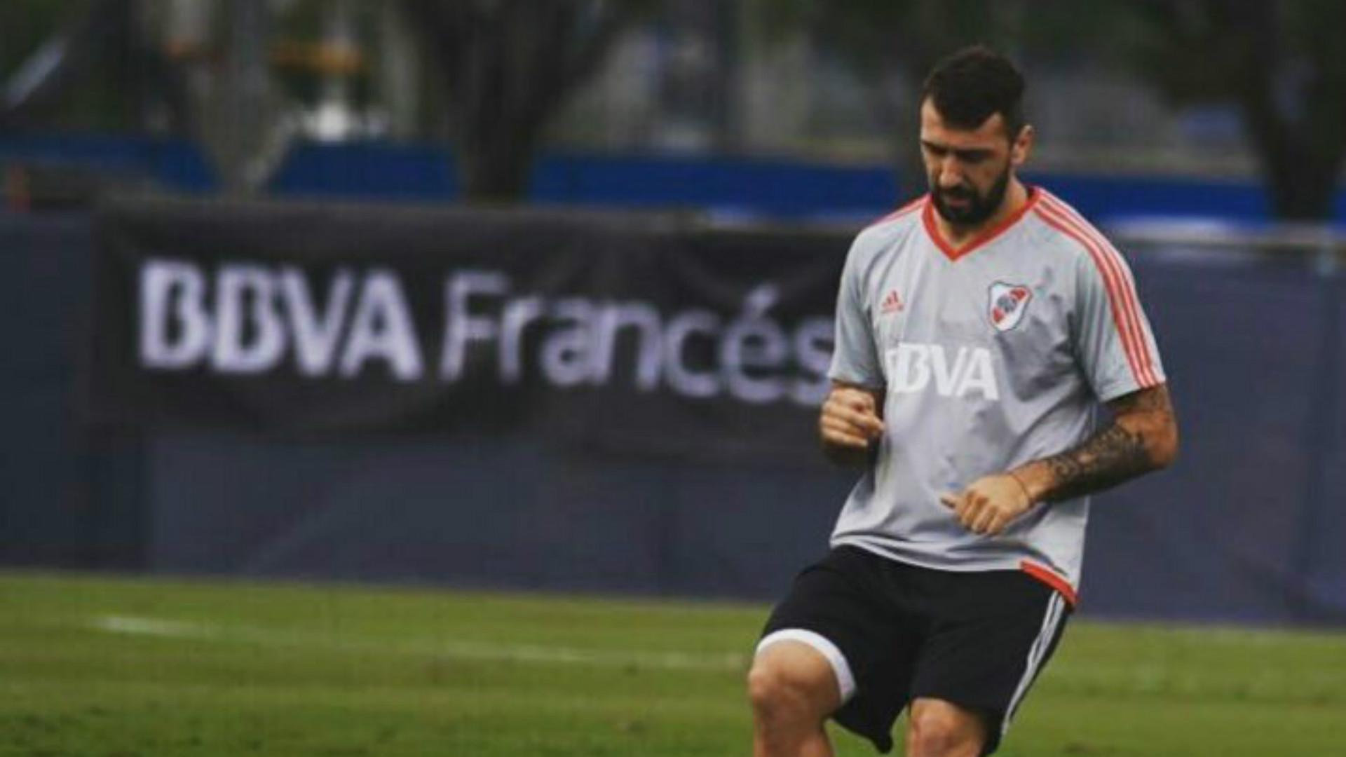Gran noticia para River: tras ocho meses, Rodrigo Mora volvió al fútbol