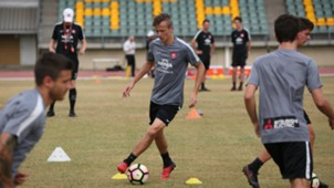 Ryan Griffiths Western Sydney Wanderers A-League 31012017