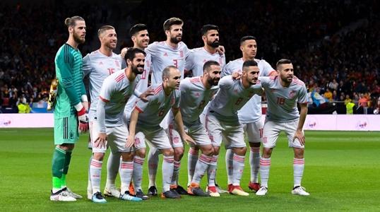 L 39 espagne favorite de la prochaine coupe du monde devant - Prochaine coupe du monde de football ...