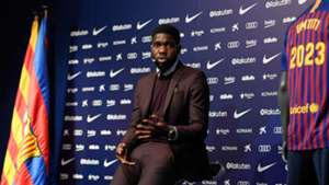 Samuel Umtiti Barcelona renewal