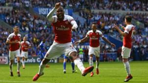 Alexandre Lacazette FC Arsenal Cardiff City 02092018