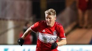 Bastian Schweinsteiger MLS Chicago Fire 03102018