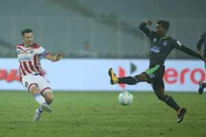 ATK Delhi Dynamos ISL 2017/18
