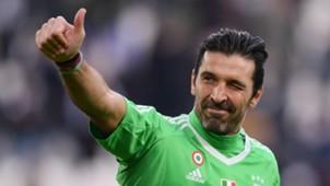 Gianluigi Buffon Juventus Sassuolo Serie A