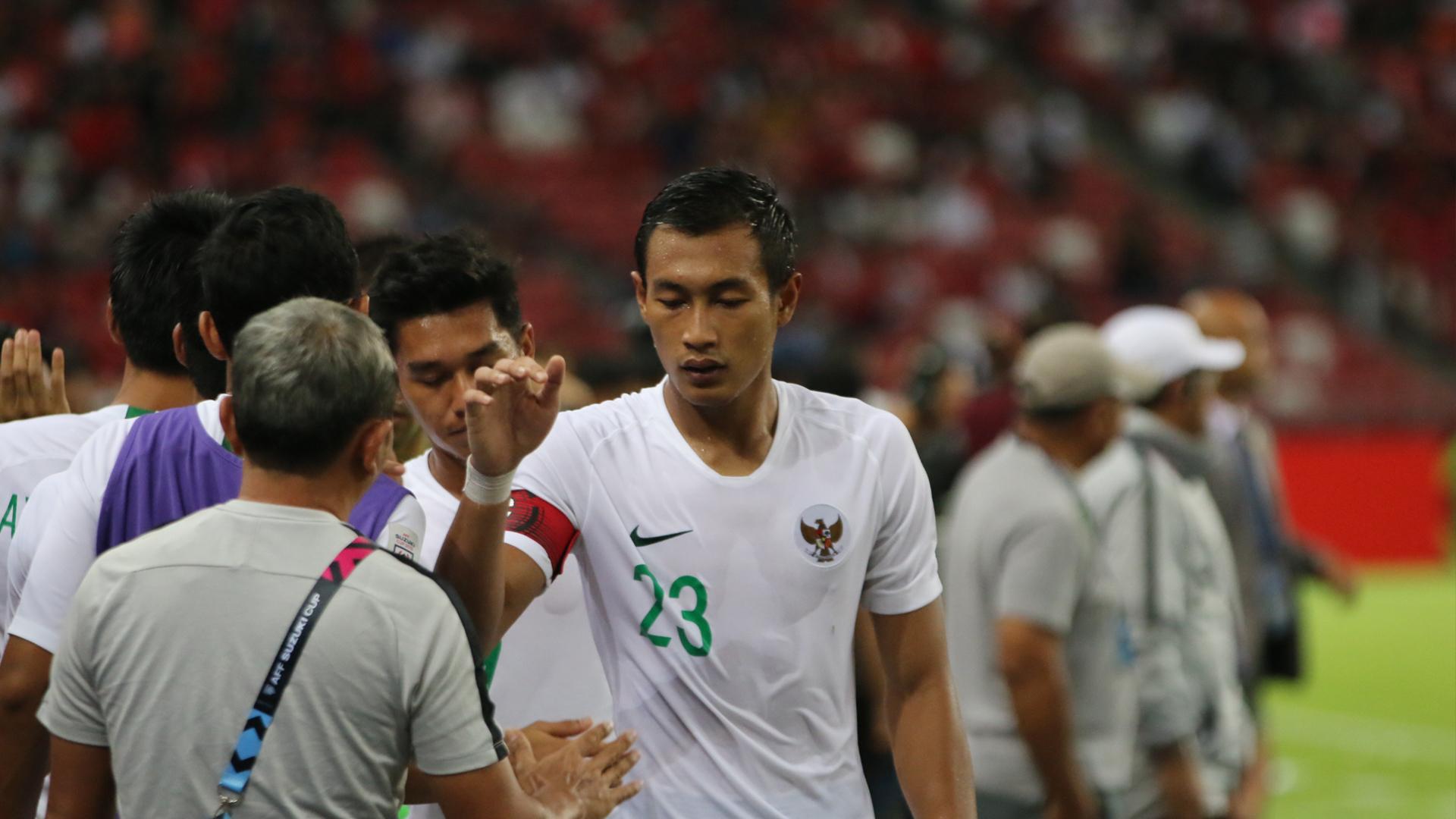 Hansamu Yama - Timnas Indonesia