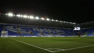 Reading stadium Reading Barnsley