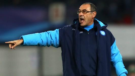 Sarri Napoli Champions League