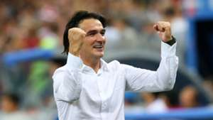 Zlatko Dalic Croatia World Cup 2018