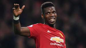 Paul Pogba Man Utd 2019