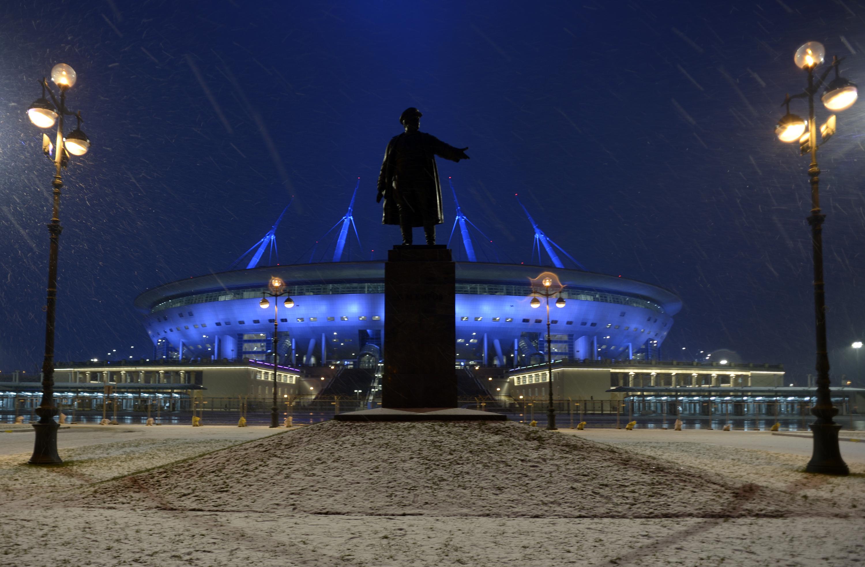 Krestovsky Stadium St Petersburg