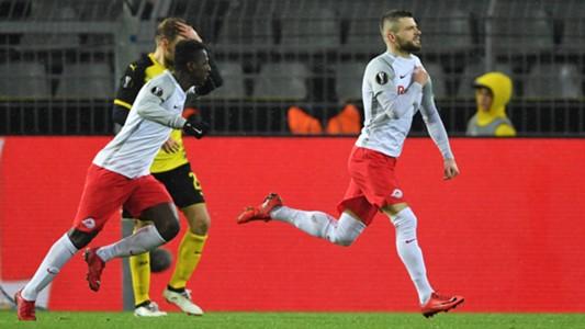 Borussia Dortmund FC Salzburg Valon Berisha 08032018