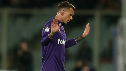 Federico Bernardeschi Fiorentina Inter Serie A