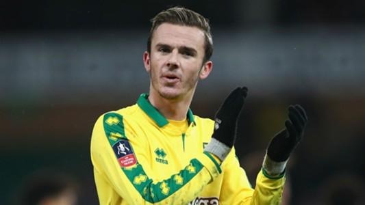 James Maddison Norwich