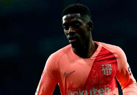 Barca: Dembele entschuldigte sich vor versammelter Mannschaft