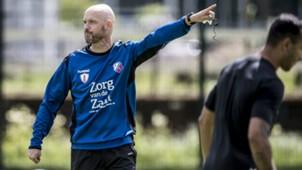 Erik ten Hag, FC Utrecht, Eredivisie, 06262017
