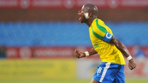 Hlompho Kekana scores for Mamelodi Sundowns