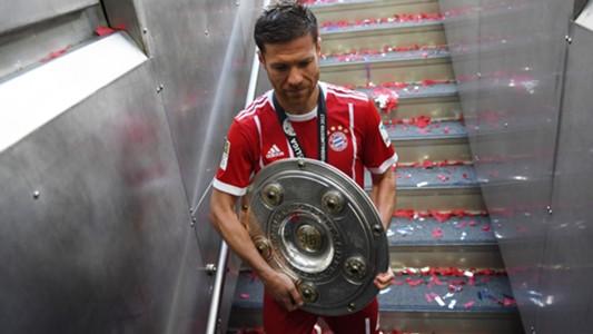 Xabi Alonso FC Bayern 20052017