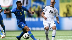 Gabriel Jesus I Brasil Costa Rica I 22 06 18 I Copa do Mundo