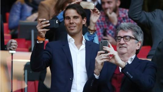 Rafael Nadal, Atlético - Arsenal, 05032018