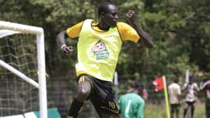 David Majak of Tusker.