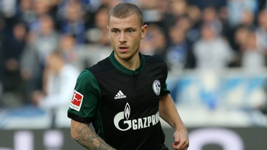 Max Meyer FC Schalke 04 14102017