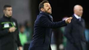 Di Francesco Cagliari Roma Serie A
