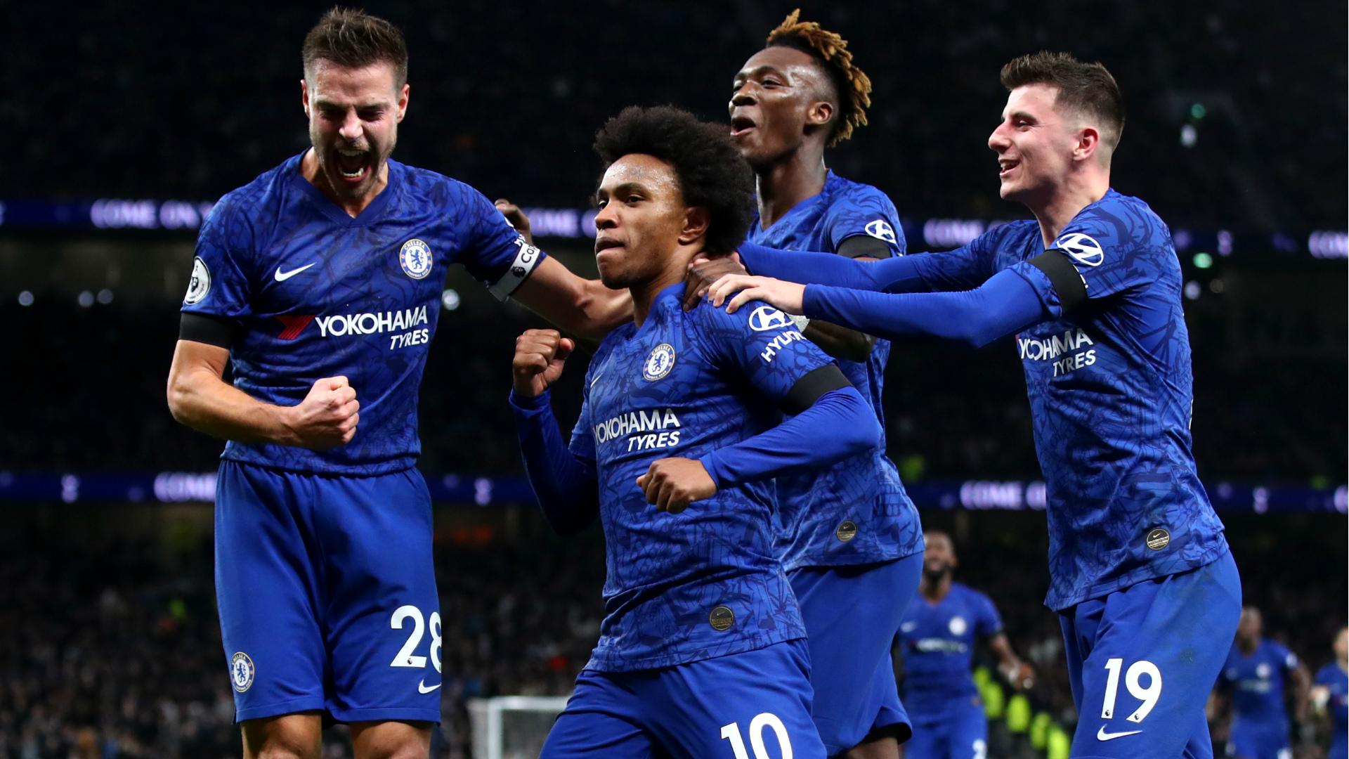 Willian Chelsea 2019