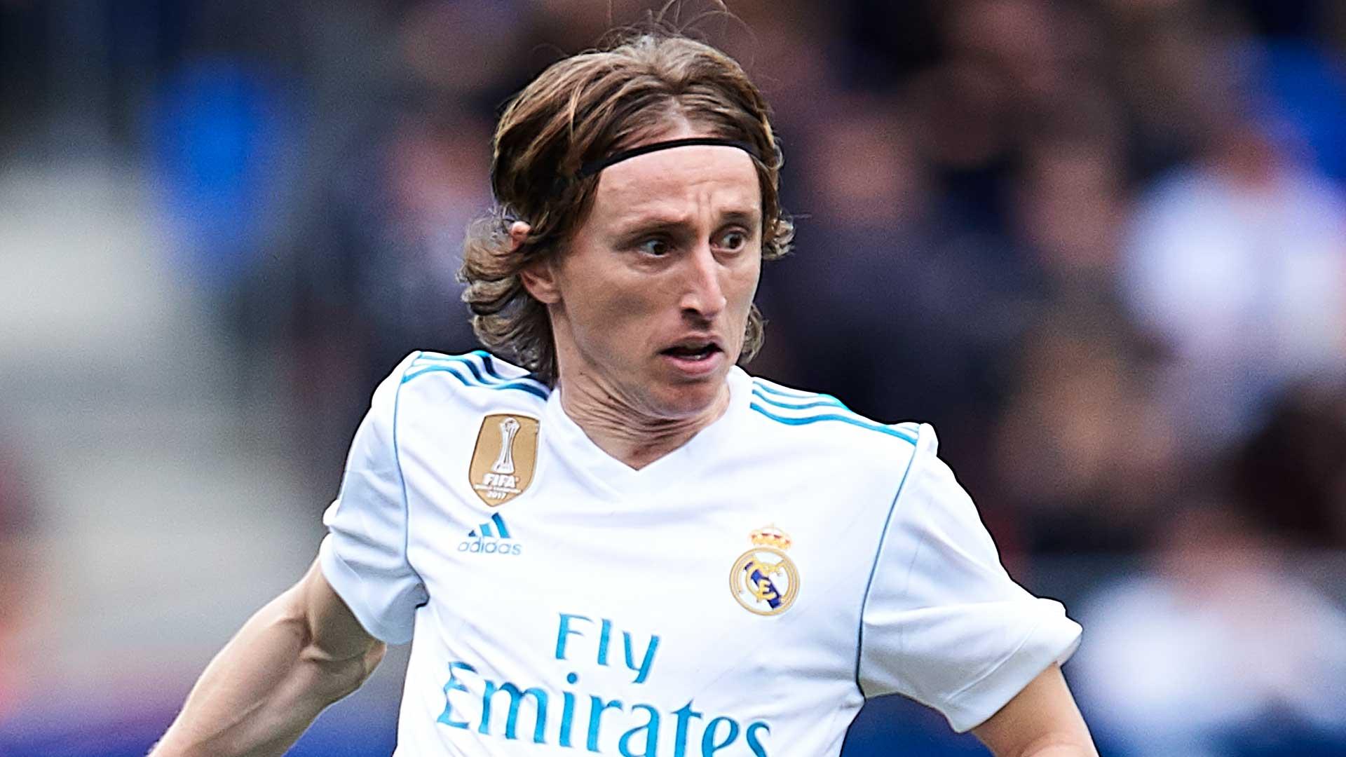 2018-04-03-Real Madrid-Luka Modric