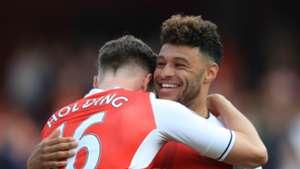Alex Oxlade-Chamberlain Arsenal Premier League