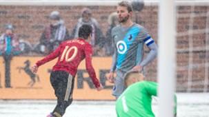 Miguel Almiron Vadim Demidov Atlanta United Minnesota United