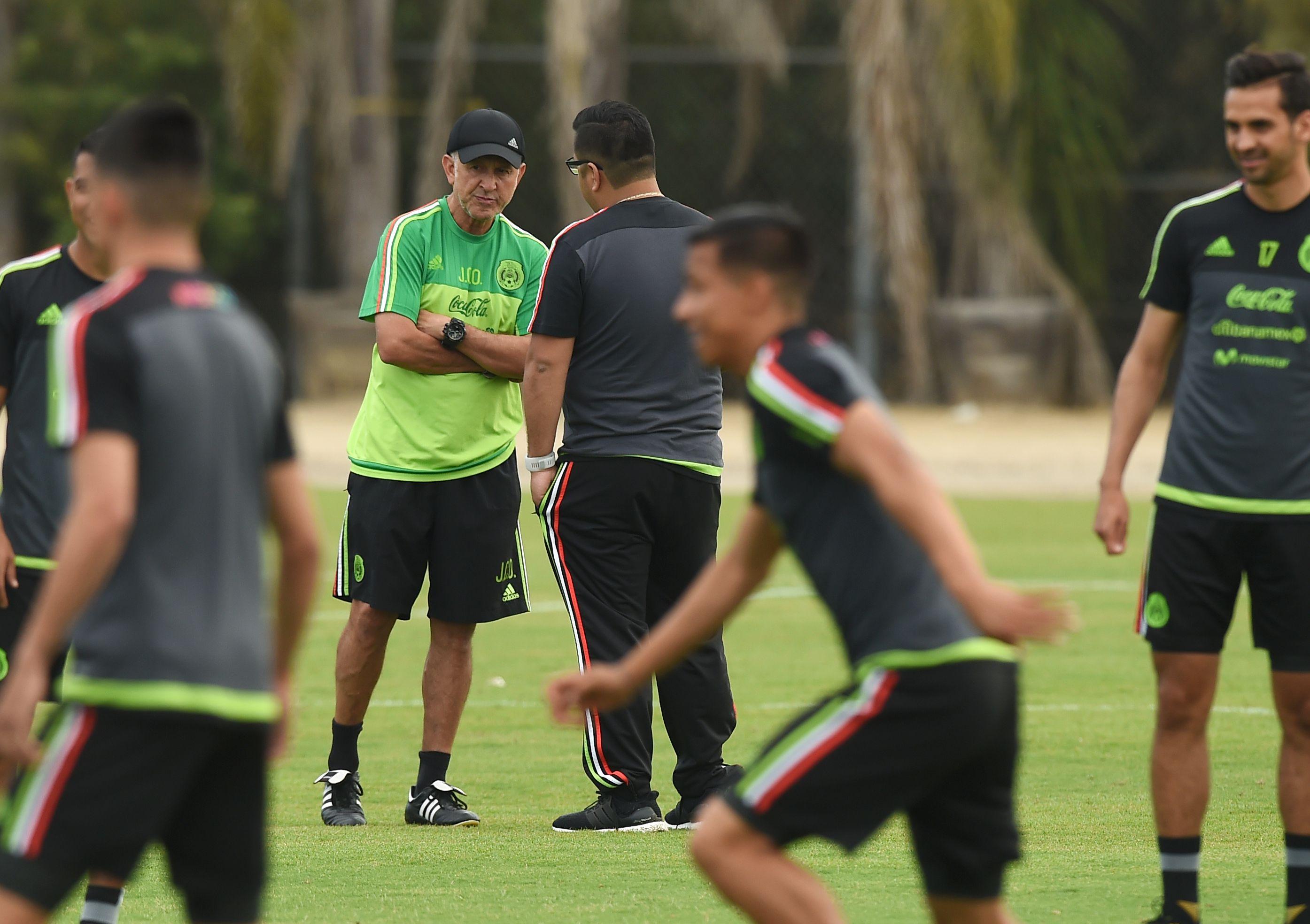 osorio entrenamiento mexico copa oro 2017