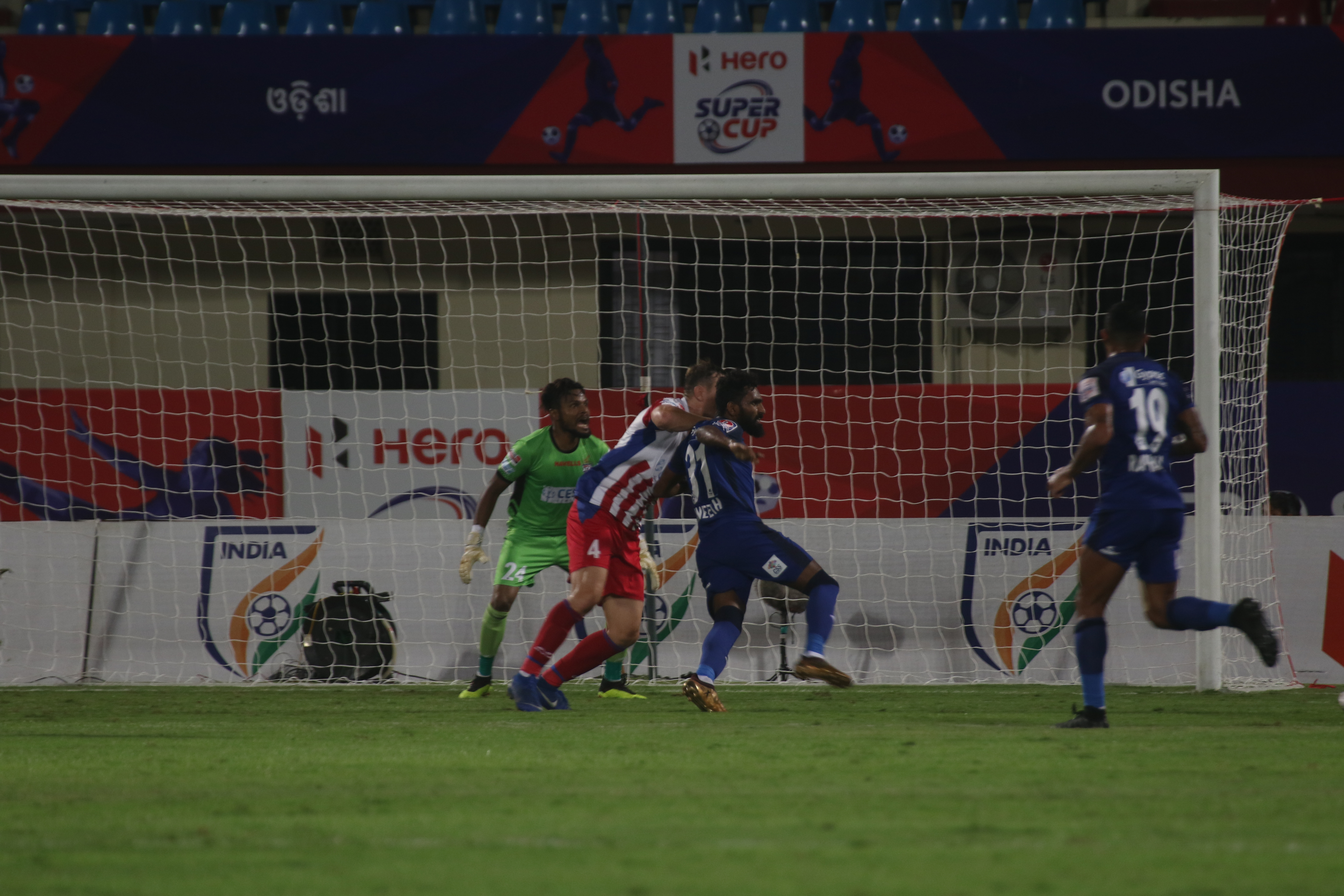ATK vs Chennaiyin Super Cup 2019