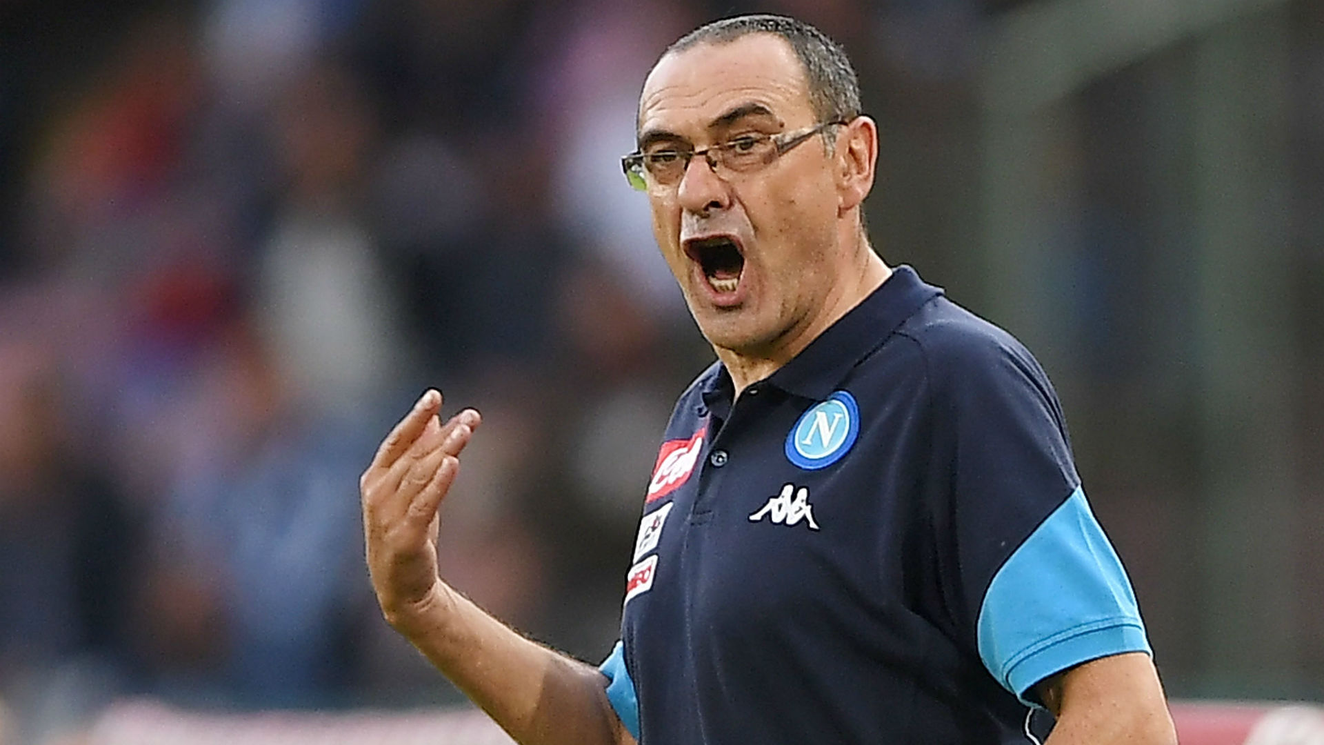 Sarri in conferenza: