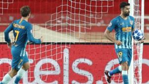 Antoine Griezmann Diego Costa Monaco Atletico UCL 18092018