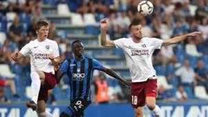 Moussa Barrow Atalanta Sarajevo Europa League