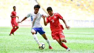 India v Iran - AFC Asian Cup U-16