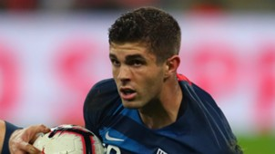 Christian Pulisic USA 2018