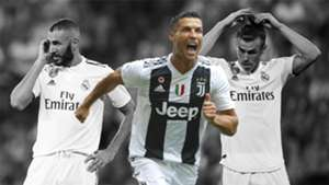 Ronaldo Benzema Bale