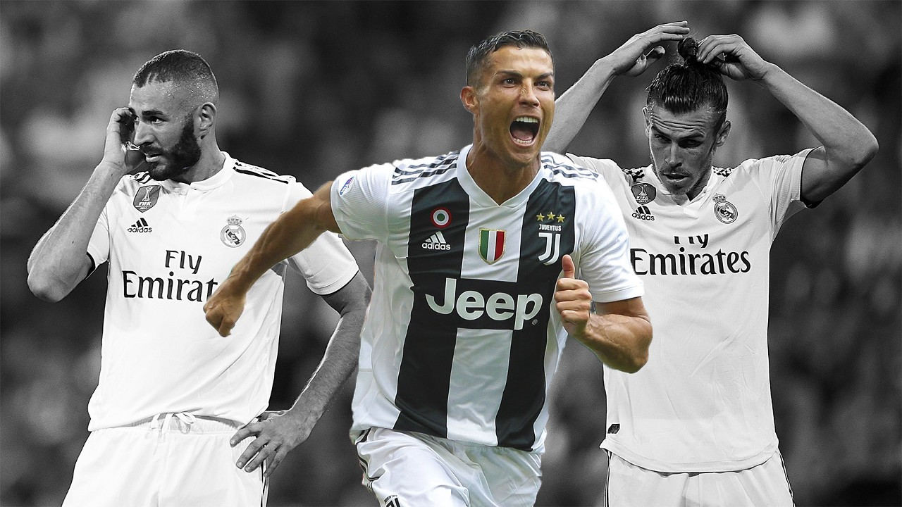034dfbe4e1de Ronaldo s goals and assists record shows up Real Madrid s struggling  strikers