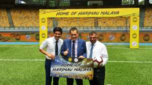 Bukit Jalil pitch to be used only by Malaysia, promises Tony Fernandes