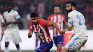 Adil Rami Diego Costa Atletico de Madrid Olympique Marsella OM UCL 16052018