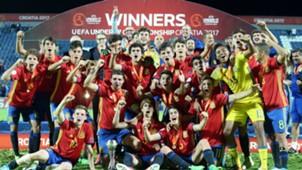 spain U17 champions - 19052017