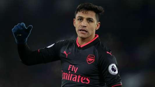 Alexis Sanchez Arsenal 2017