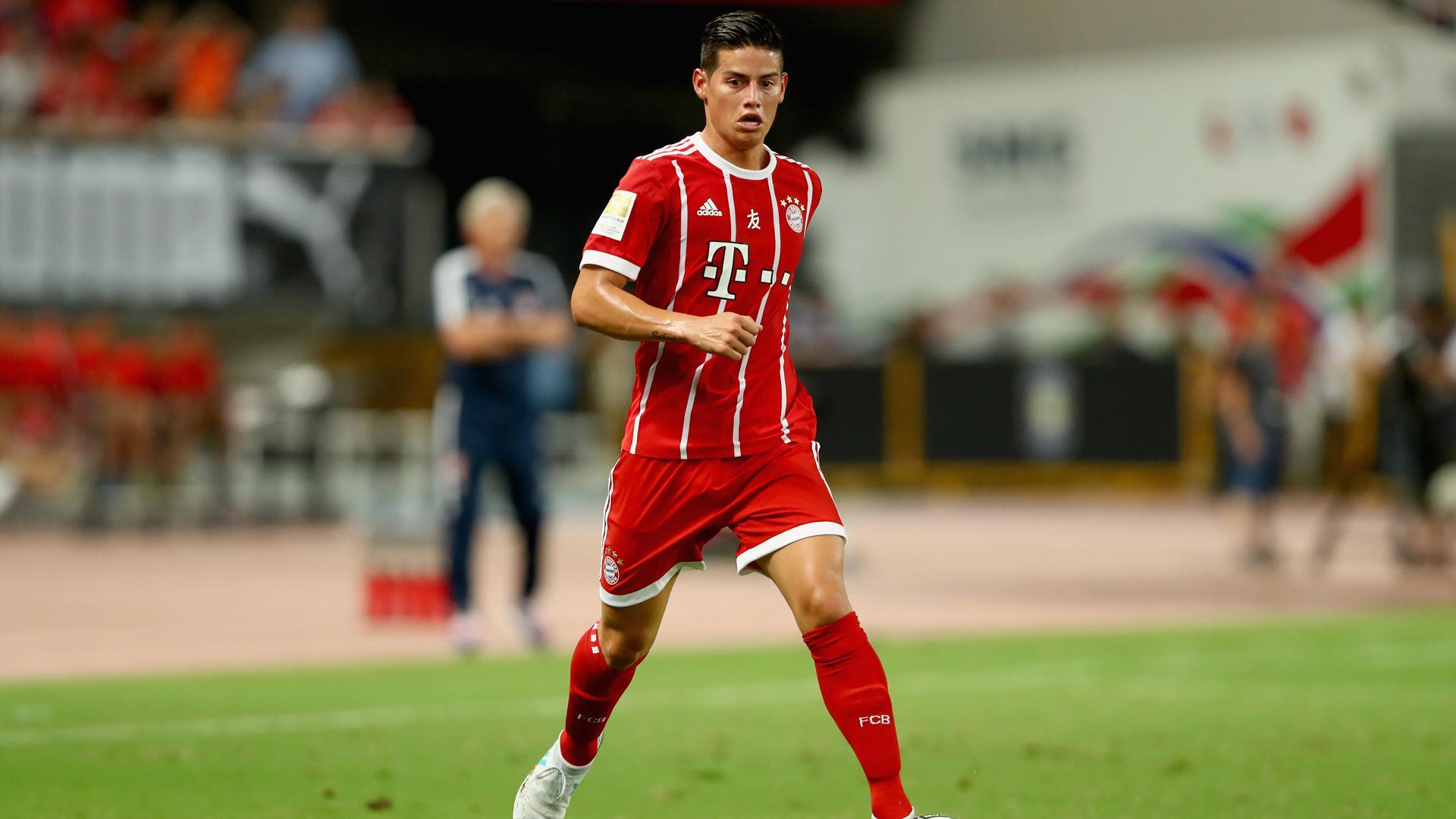 Neue Vertragsdetails aufgetaucht | Bayern zahlen James Netto-Gehalt